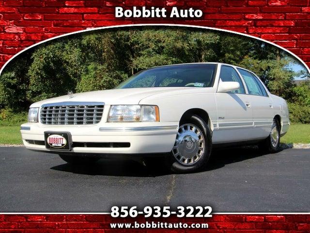 1998 Cadillac DeVille Sedan FWD