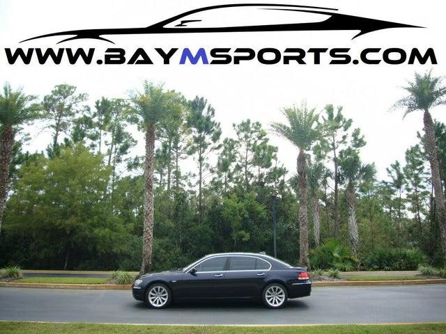 2007 BMW 7 Series 750Li RWD