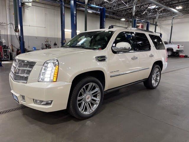 2013 Cadillac Escalade Hybrid Platinum 4WD