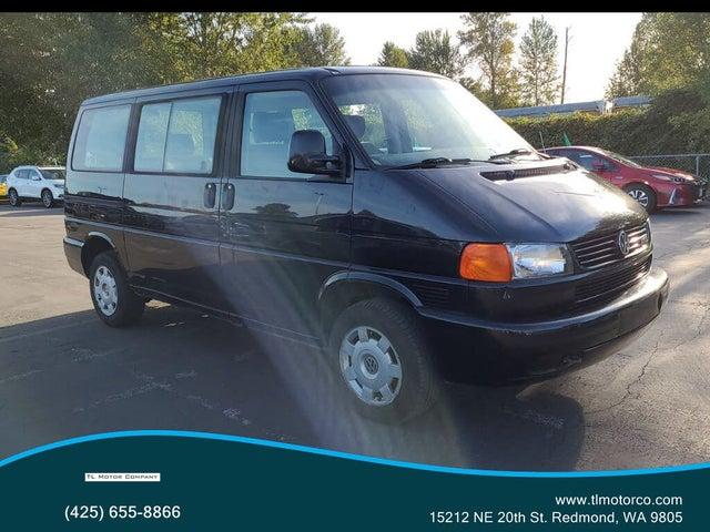 1999 Volkswagen EuroVan 3 Dr GLS Passenger Van