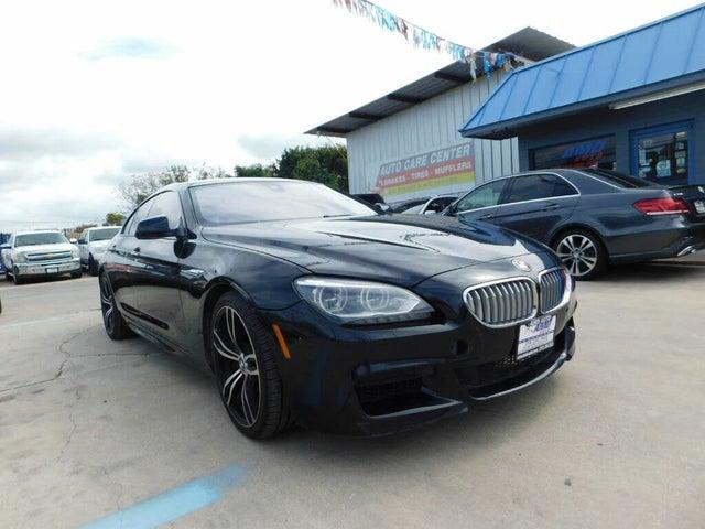 2014 BMW 6 Series 650i Gran Coupe RWD