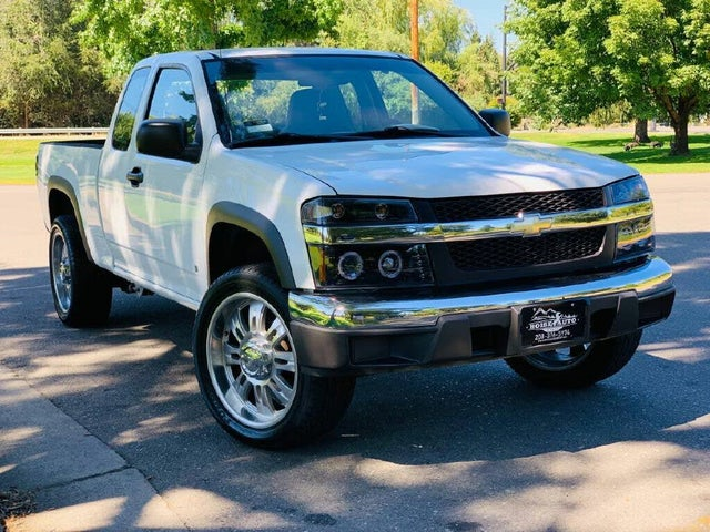 2006 Chevrolet Colorado Work Truck Extended Cab 4WD
