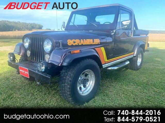 1981 Jeep CJ-8 Scrambler 4WD