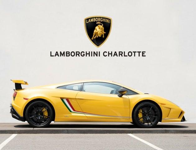 2014 Lamborghini Gallardo LP 570-4 Squadra Corse Coupe AWD