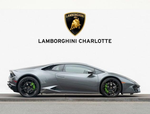 2018 Lamborghini Huracan LP 580-2 Coupe RWD