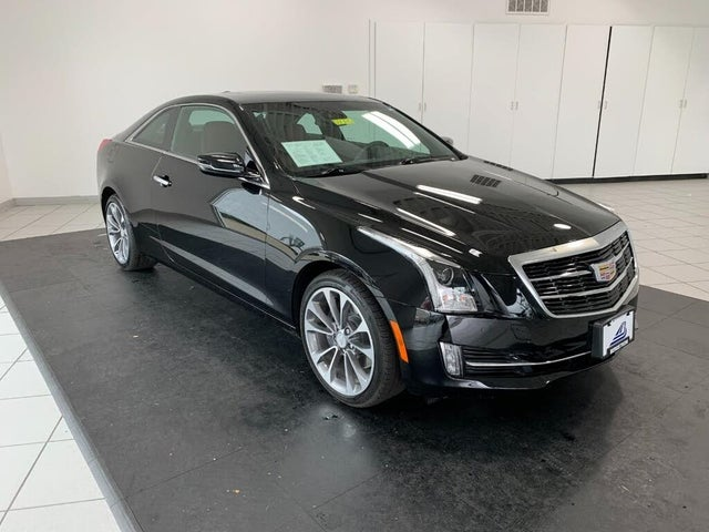 2019 Cadillac ATS Coupe 3.6L Premium Luxury AWD