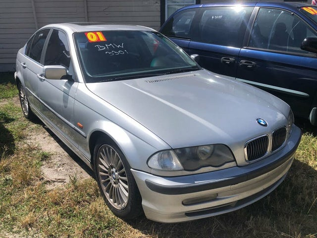 2001 BMW 3 Series 330i Sedan RWD