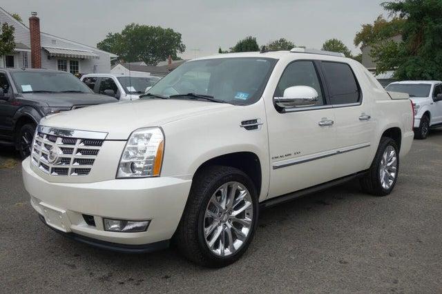 2012 Cadillac Escalade EXT Premium 4WD