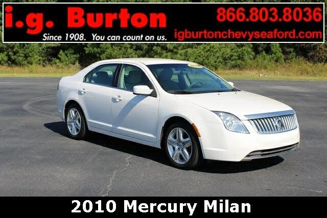 2010 Mercury Milan I4