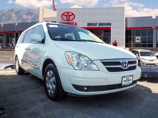 2007 Hyundai Entourage SE FWD