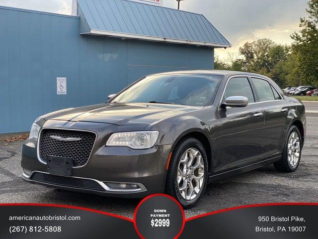 2016 Chrysler 300 C Platinum AWD