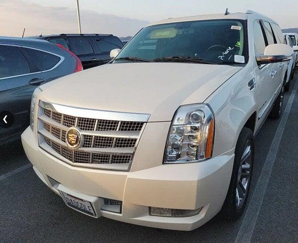 2014 Cadillac Escalade ESV Platinum RWD