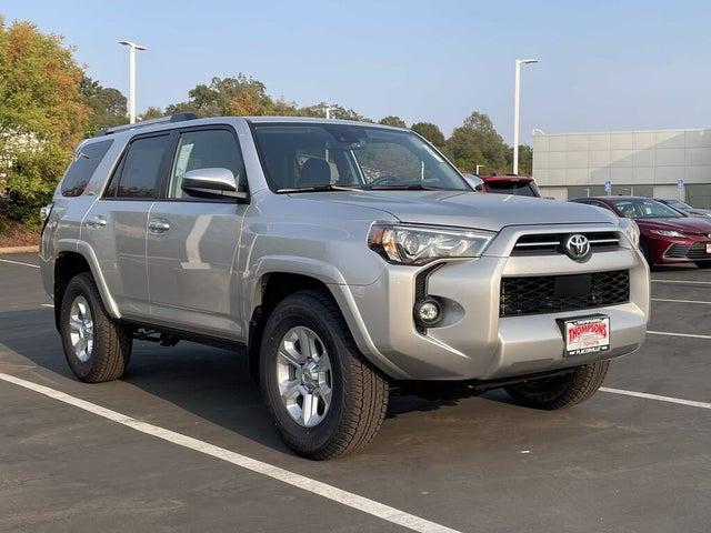 2022 Toyota 4Runner SR5 RWD
