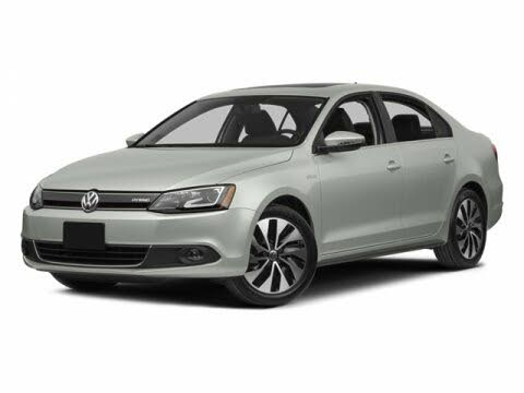 2014 Volkswagen Jetta Hybrid SEL FWD