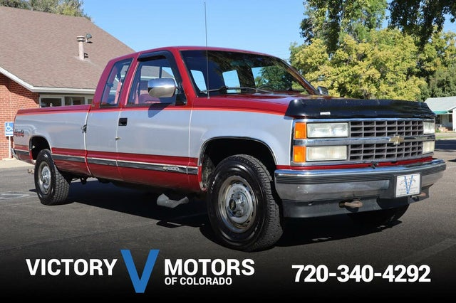 1991 Chevrolet C/K 1500 Extended Cab 4WD