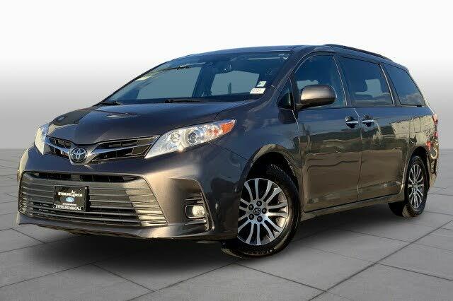 2019 Toyota Sienna Limited Premium 7-Passenger FWD