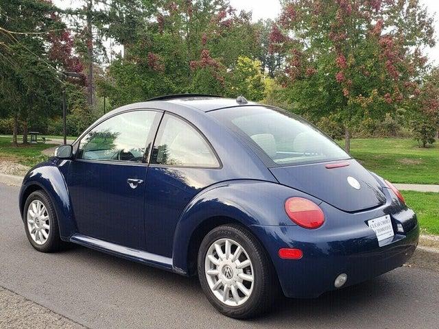 2005 Volkswagen Beetle GLS 1.9L TDI