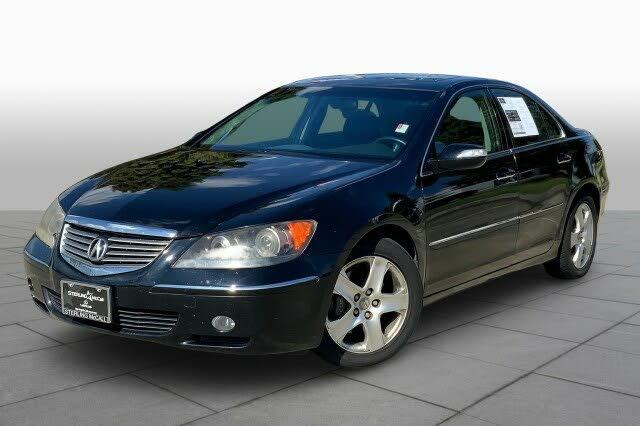 2008 Acura RL SH-AWD