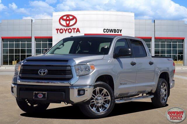 2015 Toyota Tundra SR5 CrewMax 4.6L