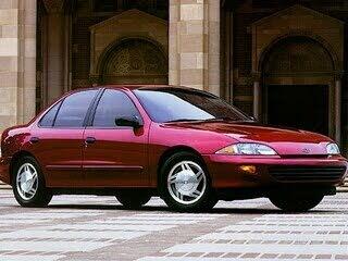 1998 Chevrolet Cavalier LS Sedan FWD