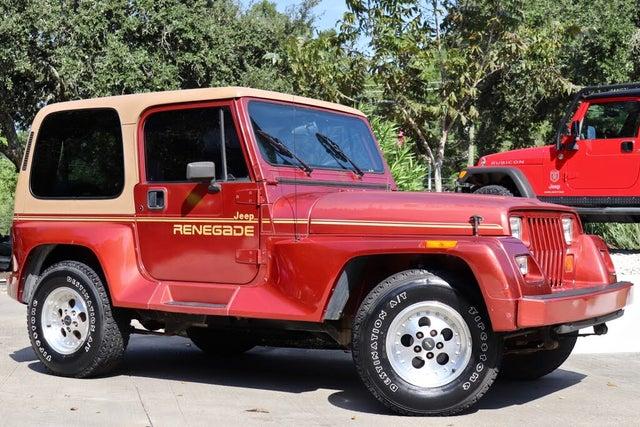 1992 Jeep Wrangler Renegade