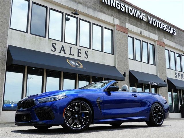 2020 BMW M8 Competition Convertible AWD