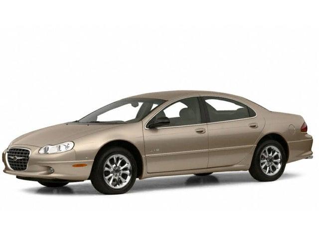 2001 Chrysler LHS 4 Dr STD Sedan