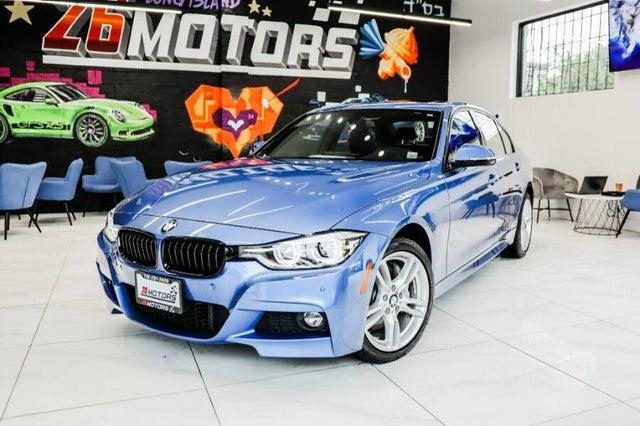 2018 BMW 3 Series 340i xDrive Sedan AWD