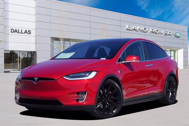 2018 Tesla Model X P100D AWD