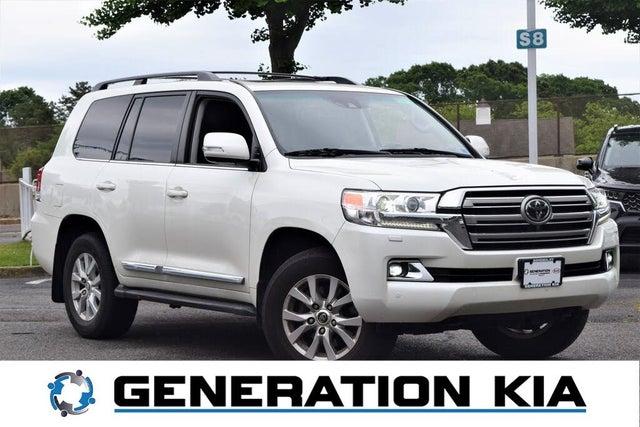 2016 Toyota Land Cruiser AWD
