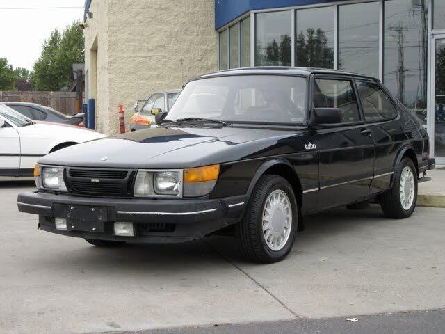 1985 Saab 900 Turbo Hatchback