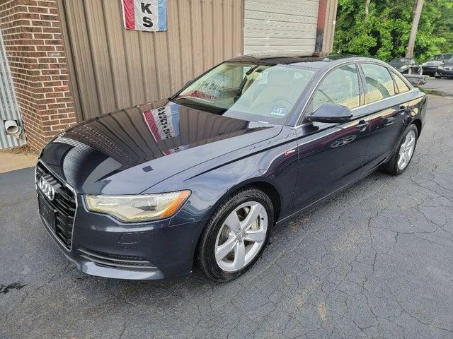 2012 Audi A6 3.0T quattro Premium Plus Sedan AWD