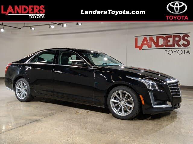 2019 Cadillac CTS 2.0T Luxury RWD