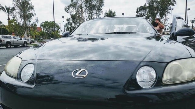 1995 Lexus SC 300 300 RWD