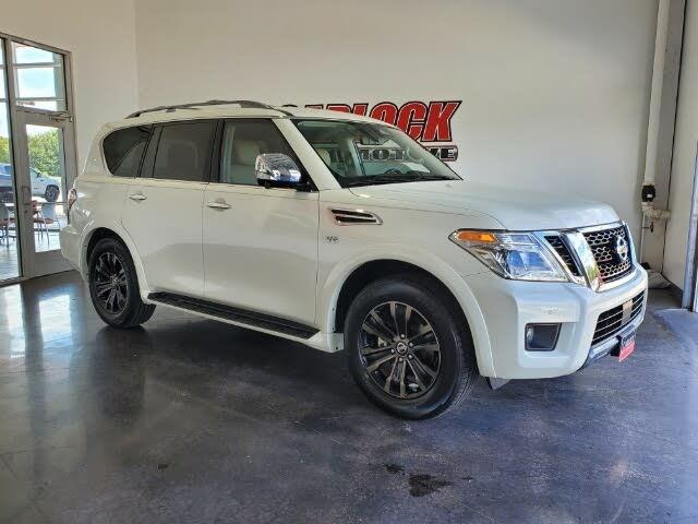 2019 Nissan Armada Platinum 4WD