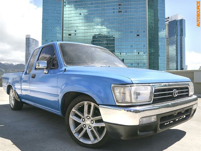 1989 Toyota Pickup 2 Dr Deluxe V6 Extended Cab SB