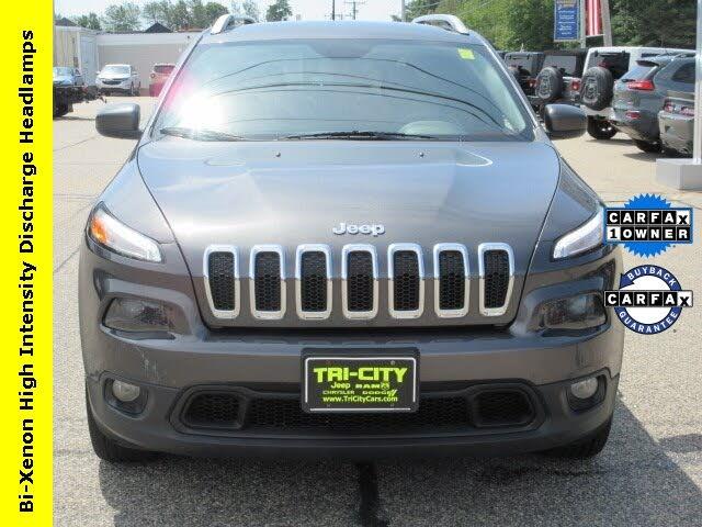 2017 Jeep Cherokee Latitude 4WD