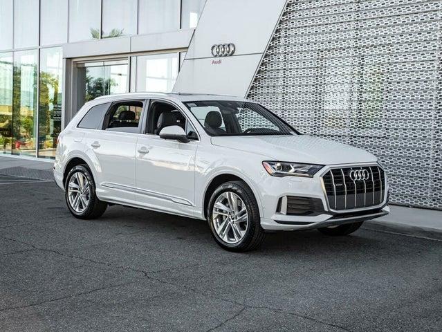 2022 Audi Q7 2.0T quattro Premium AWD