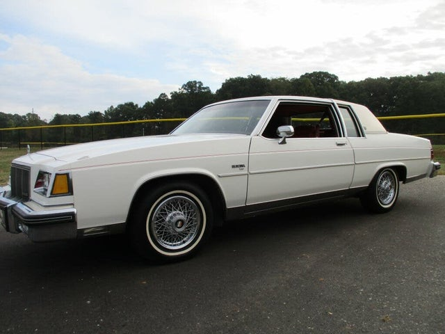 1983 Buick Electra Limited Coupe FWD