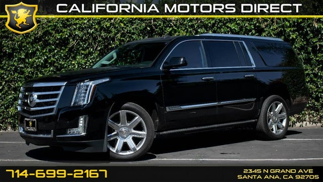 2015 Cadillac Escalade ESV Premium RWD