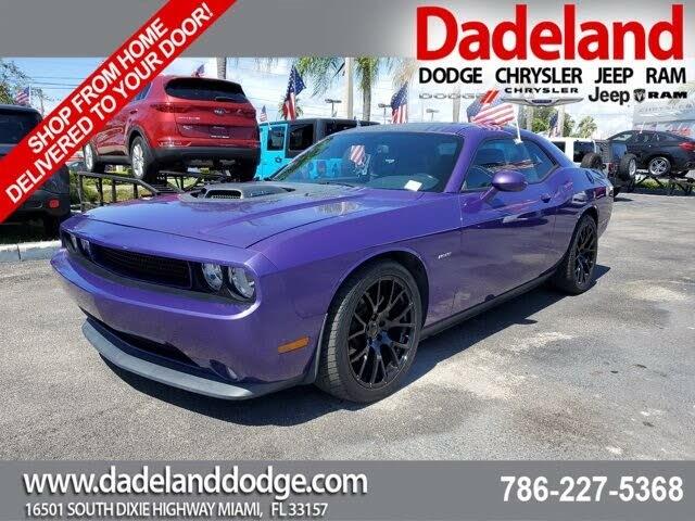 2014 Dodge Challenger R/T Shaker RWD