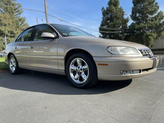 1999 Cadillac Catera RWD