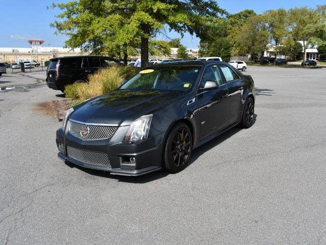 2014 Cadillac CTS-V RWD