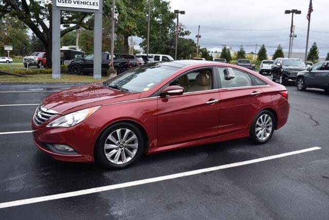 2014 Hyundai Sonata Limited FWD