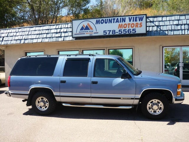 1995 Chevrolet Suburban C2500 RWD