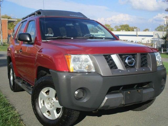 2007 Nissan Xterra Off-Road 4WD