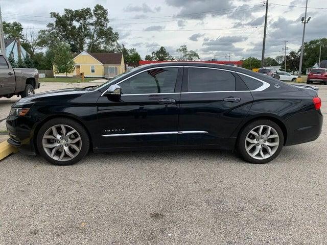 2016 Chevrolet Impala LTZ 2LZ FWD