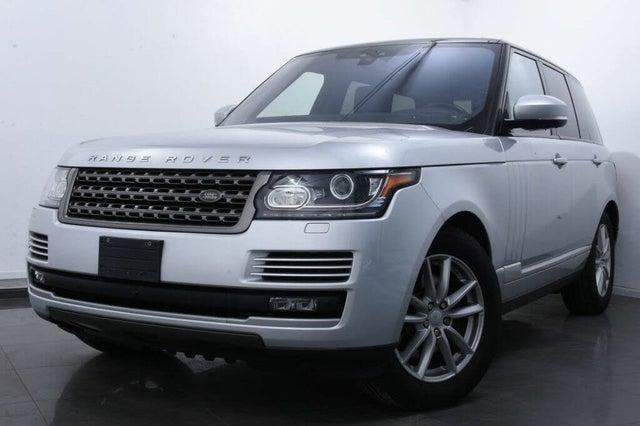 2017 Land Rover Range Rover V6 4WD