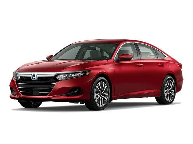 2021 Honda Accord Hybrid FWD