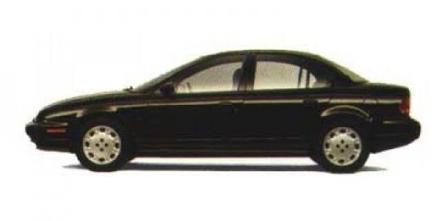 1997 Saturn S-Series 4 Dr SL2 Sedan